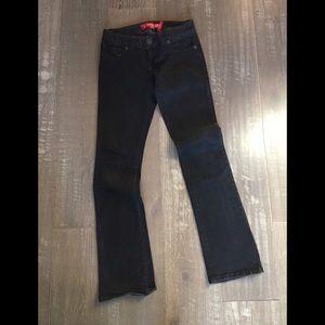 GUESS jeans black EUC. Make an offer